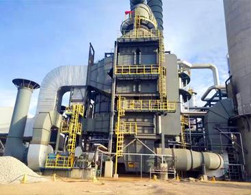 2.2Mt/a柴油加氢裂化装置三合一余热回收系统空气预热器