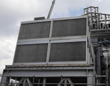 0.8MtaPX装置余热回收系统空气预热器