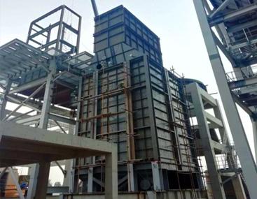 生物质电厂脱硝系统板式GGH换热器
