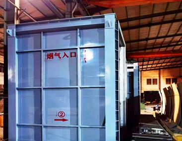 1.5万Nm3a制氢装置余热回收系统空气预热器