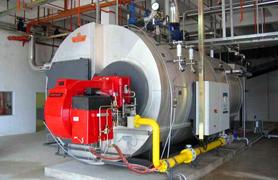 工业炉余热回收