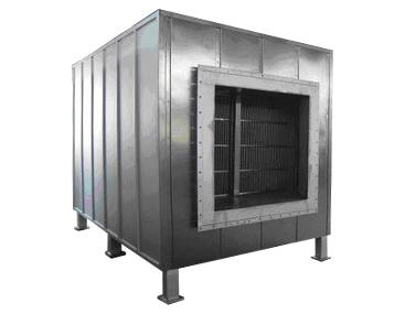 脱硝板式气气换热器