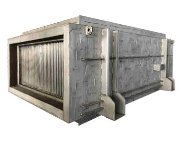 烟气热水换热器