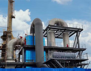 电解烟气净化脱硫工艺用烟气换热器